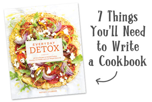 How exactly to Write a Cookbook