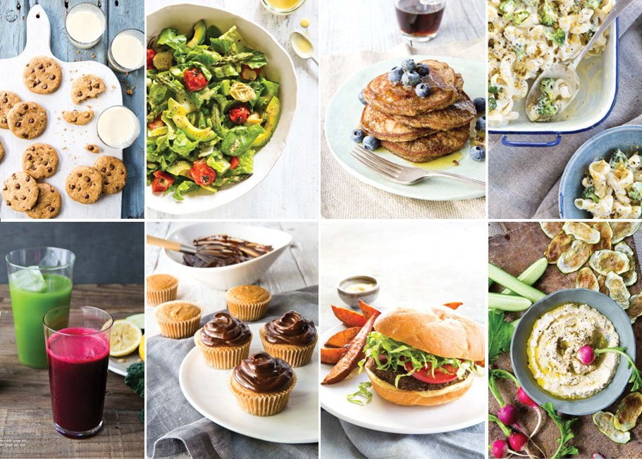 recipes in everyday detox cookbook