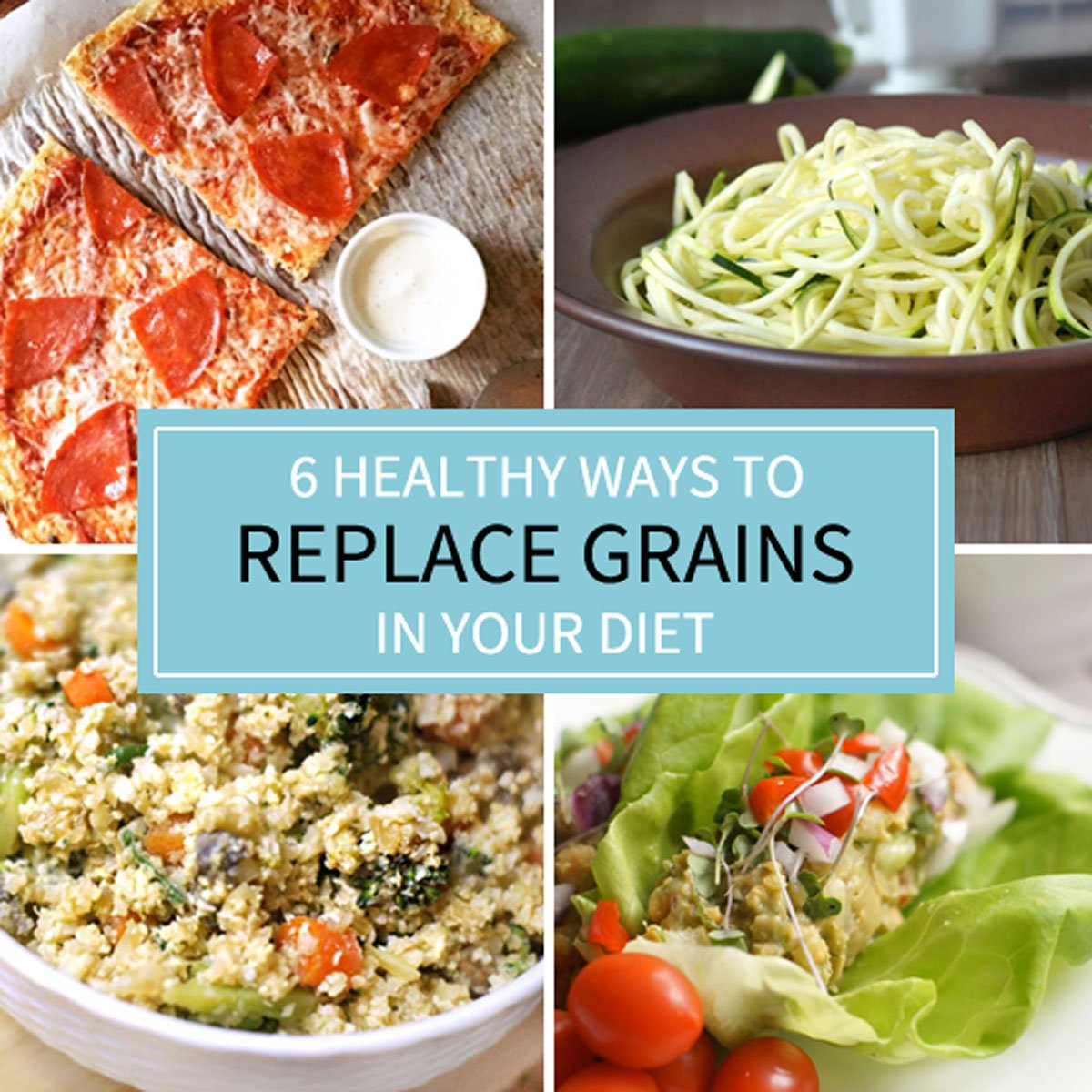 recipes that are grain free