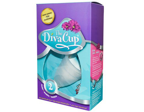 diva cup in a box