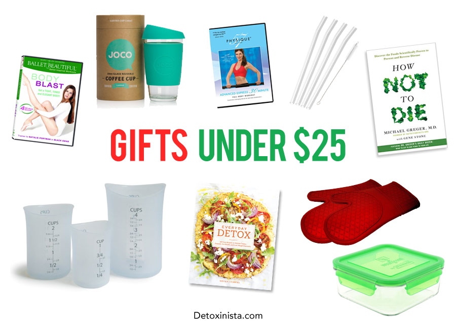 gift ideas that are under $25