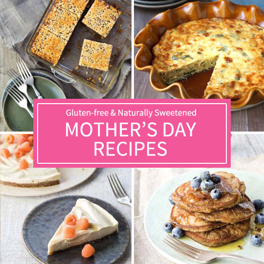 pictures of recipes for mother's day