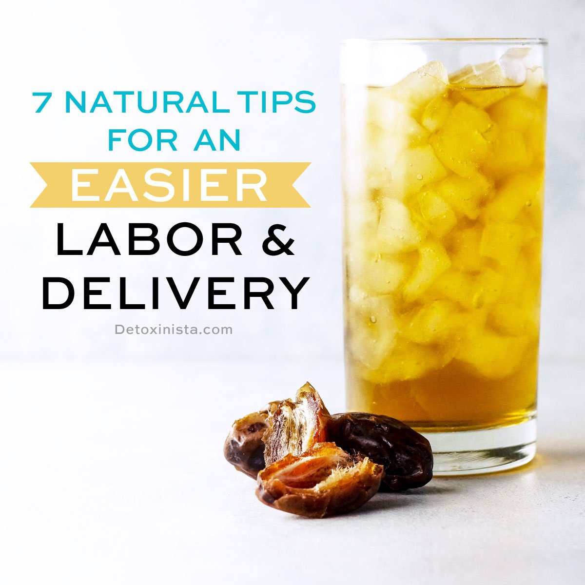 7 Natural Tips for an Easier Labor & Delivery | Detoxinista