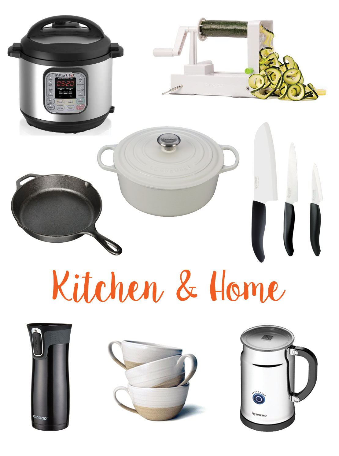 gifts for the kitchen and home