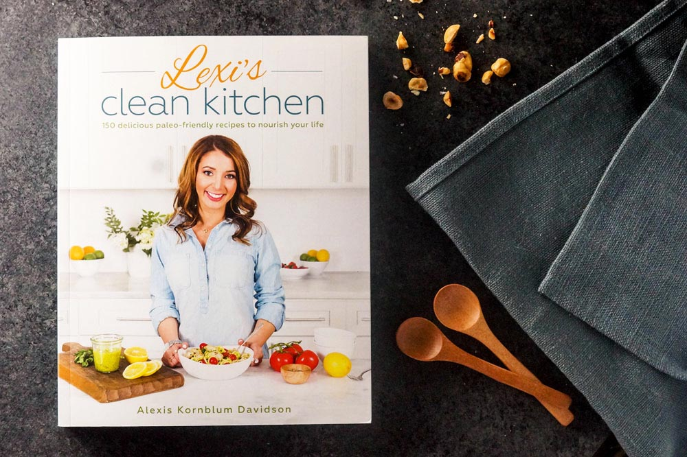 lexis clean kitchen cookbook