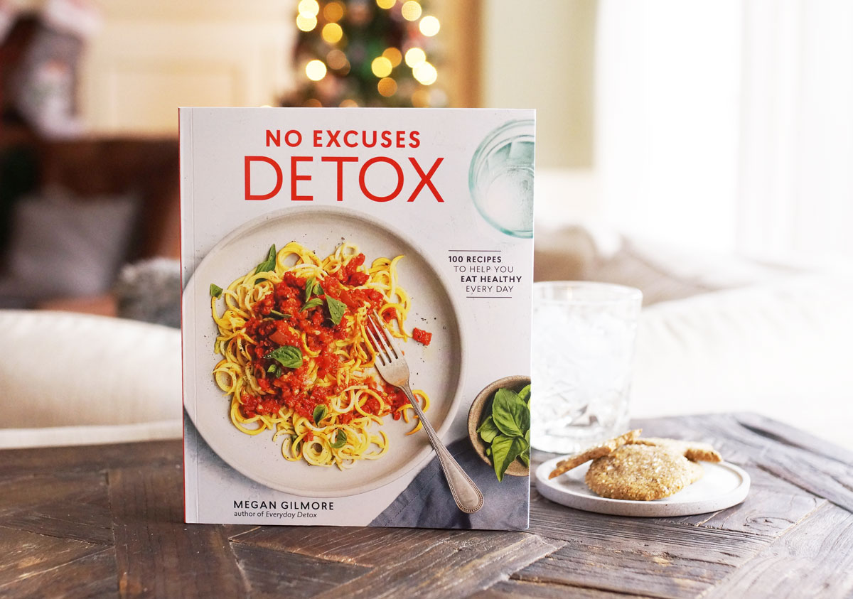 no excuses detox cookbook