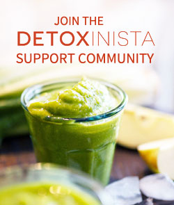 Join the Detoxinista Support Community