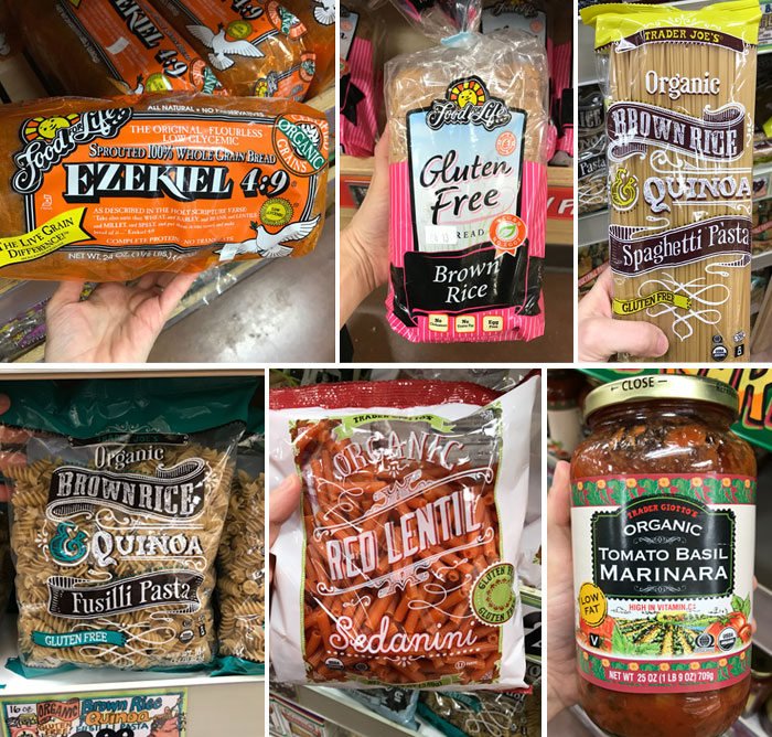 Trader Joe's Ezekiel Bread