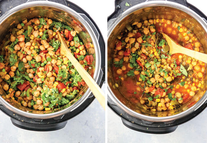 Vegan chickpea curry in the instant pot detoxinista 481 from 117 votes forumfinder Images