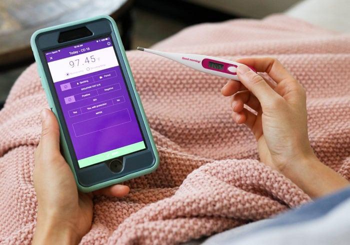 natural cycles fertility app