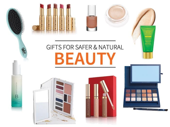 christmas gifts for natural and safer beauty