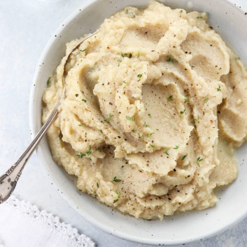best mashed cauliflower recipe