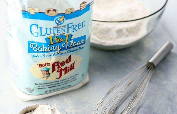 bob's red mill gluten free flour