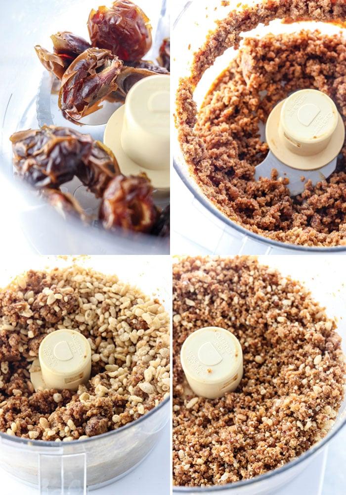 peanut butter date ball recipe