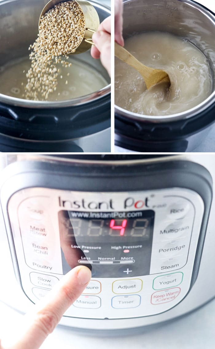 how to cook steel cut oats on stove