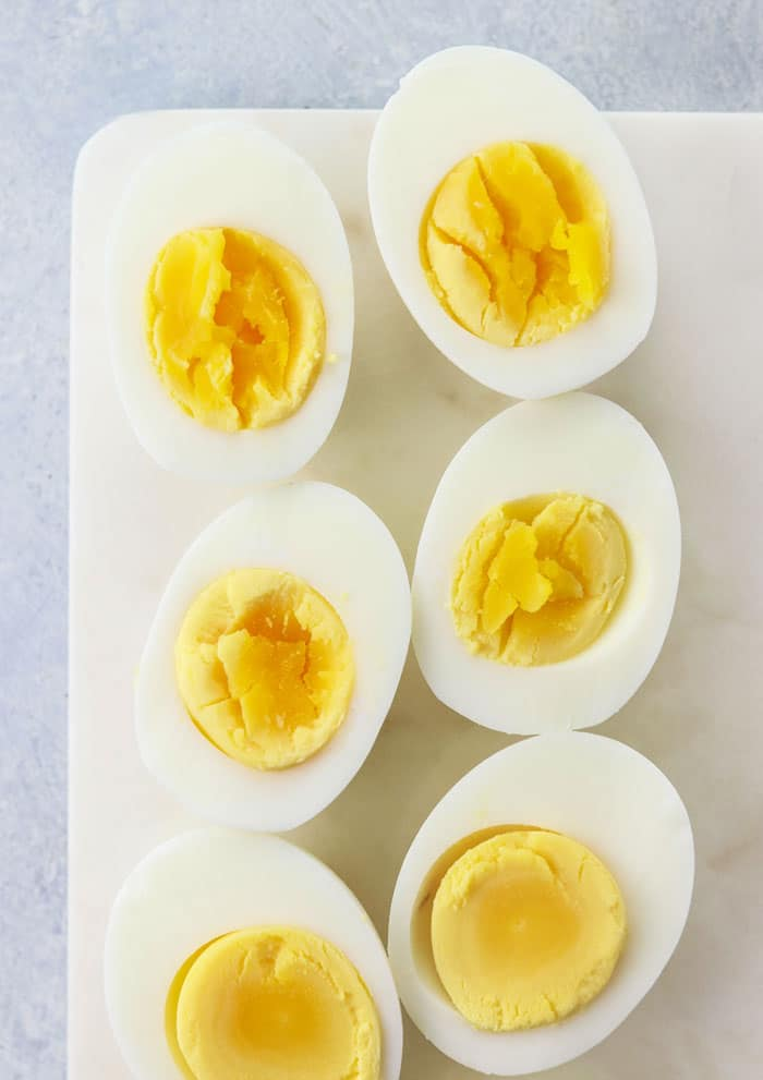 best instant pot hard boiled eggs