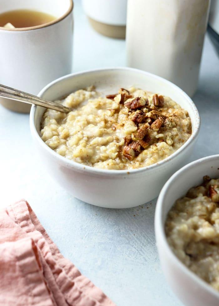 healthy steel cut oats