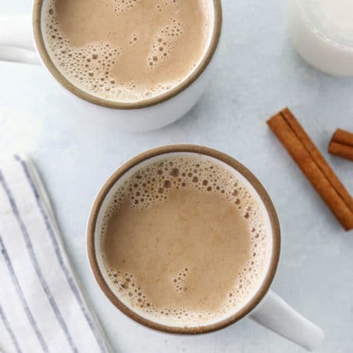Easy Chai Latte Recipe