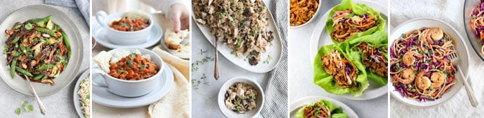 protein low carb instant pot recipes