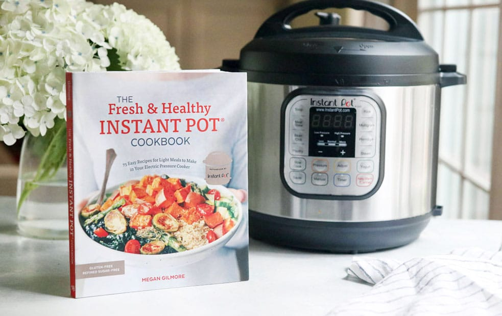 best healthy instant pot cookbook