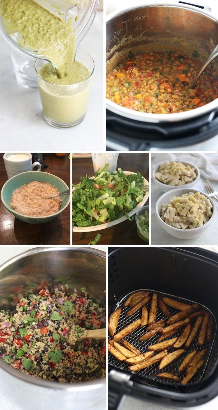 eliminition diet meals