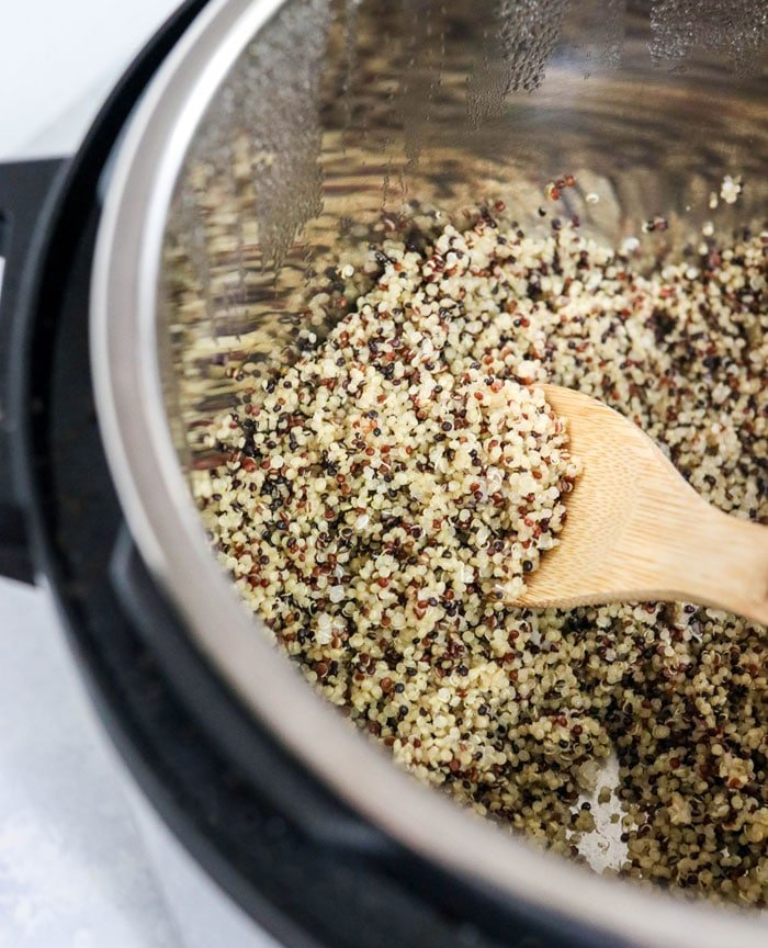quinoa in the Instant pot