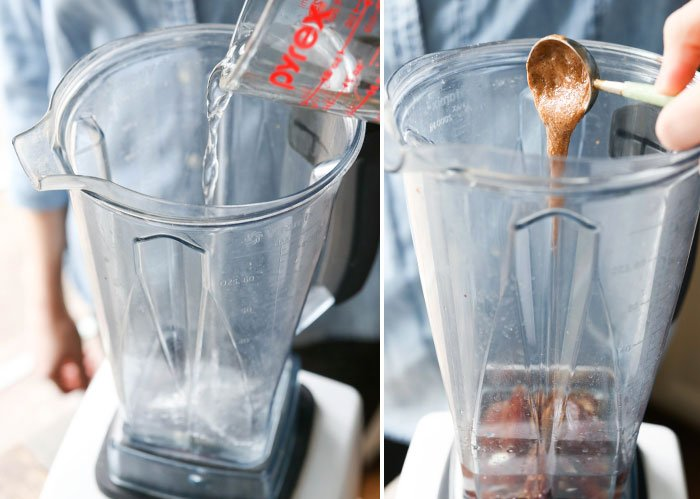 how to make fast almond milk