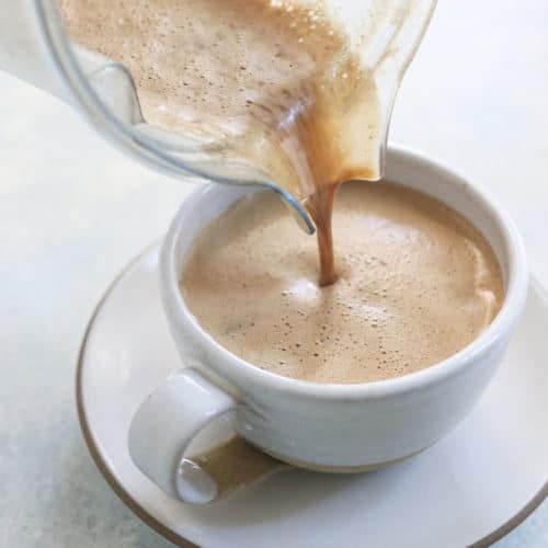 vegan latte recipe