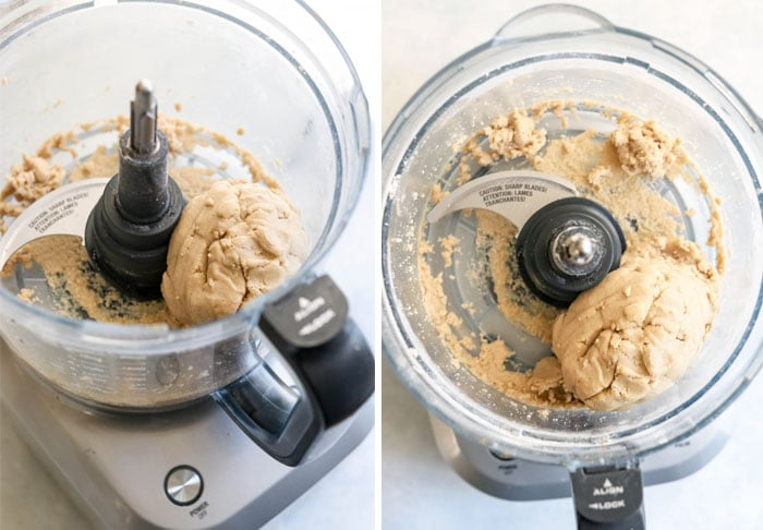 vegan pie crust in food processor