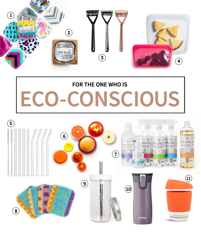 eco conscious gifts