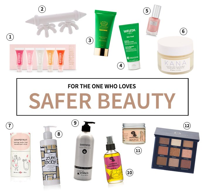 safer beauty gifts