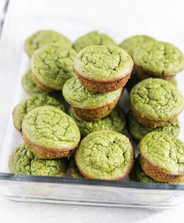 Spinach Muffins For Picky Eaters Gluten Free