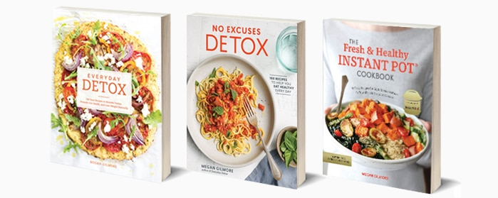 detox book and meal plan