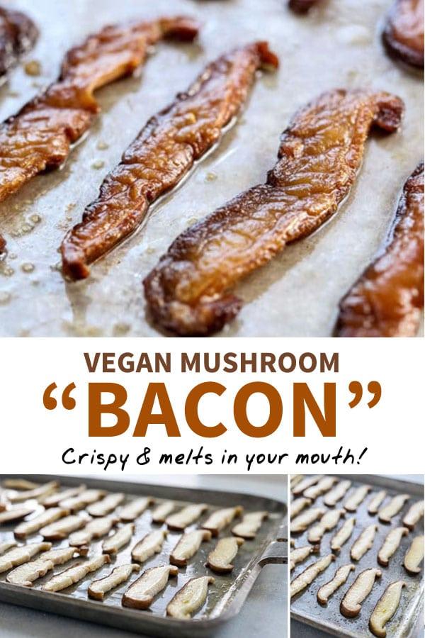 mushroom bacon pin