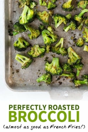 roasted broccoli pin
