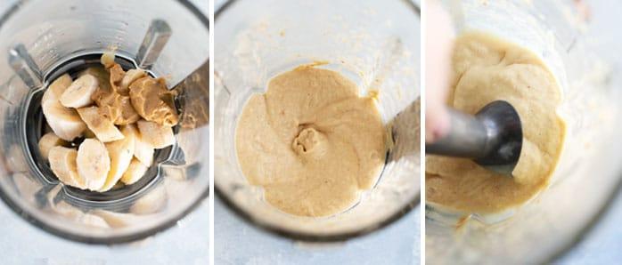 banana ice cream in instant pot blender