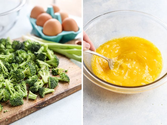 broccoli frittata ingredients