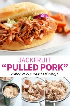 jackfruit pulled pork pin