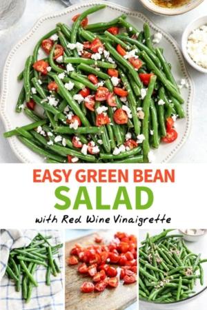 green bean salad pin