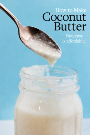 coconut butter pin