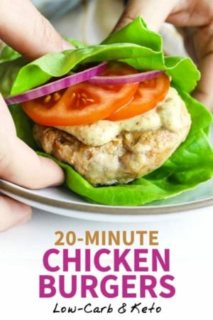chicken burger pin