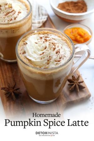 pumpkin spice latte pin