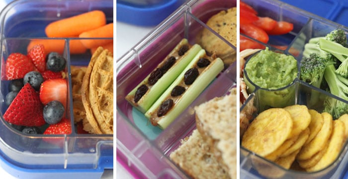 healthy lunch ideas in bento box