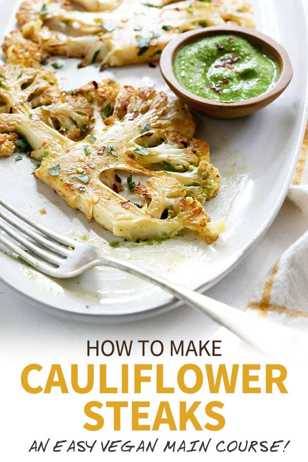 cauliflower steak pin