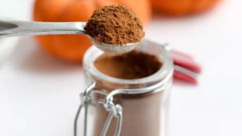 Pumpkin Pie Spice Easy Mix For Baking Detoxinista