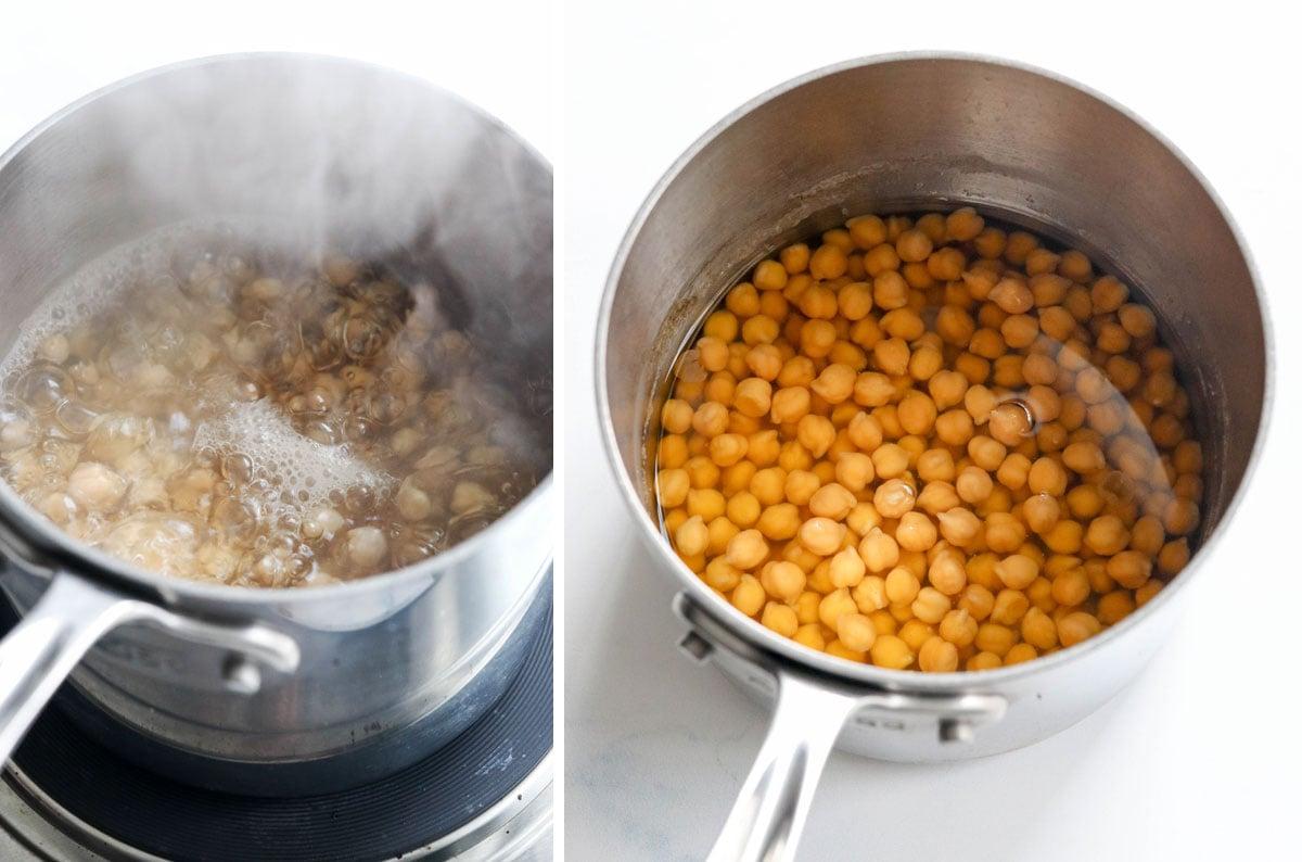 quick soak beans