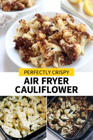 air fryer cauliflower pin