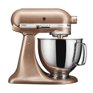 stand mixer toffee delight