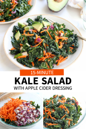 kale salad pin
