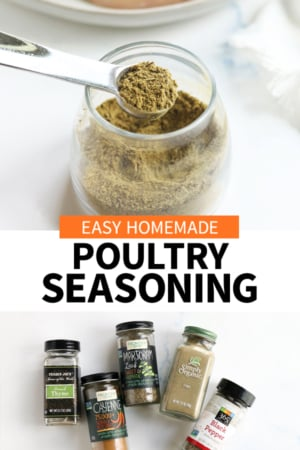 homemade poultry seasoning pin